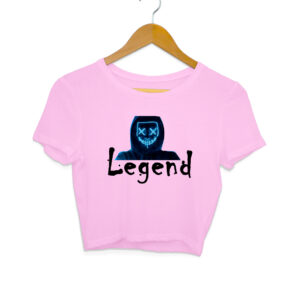 Legend Women's Crop Tops