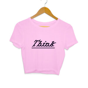 Think Women's Crop Tops